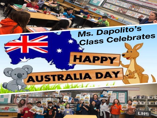 Cottle School children explored Australian culture and tradition in celebration of Australia Day (Jan. 26).