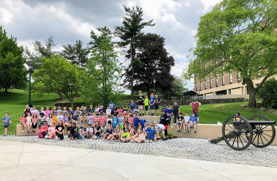 5th graders traveled to West Point to learn about the pivotal role that it played in the American Revolution.