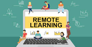 Remote learning device