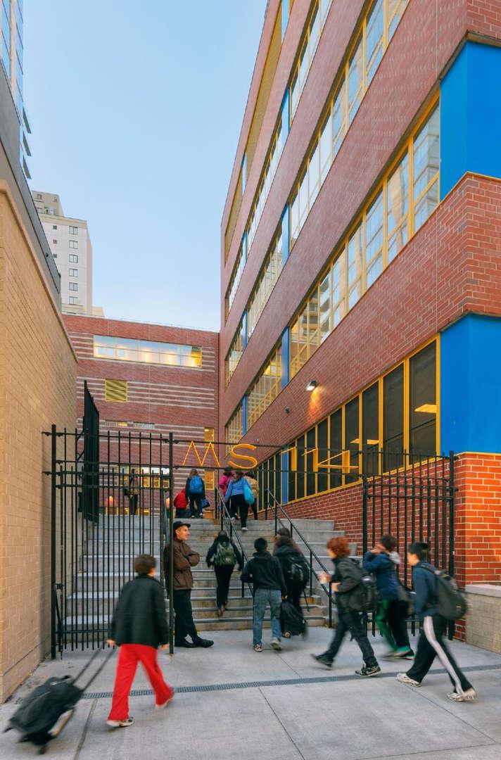 ESMS Entrance