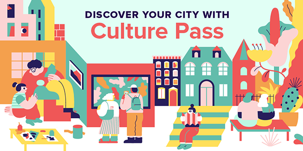 NYC Cultural Pass