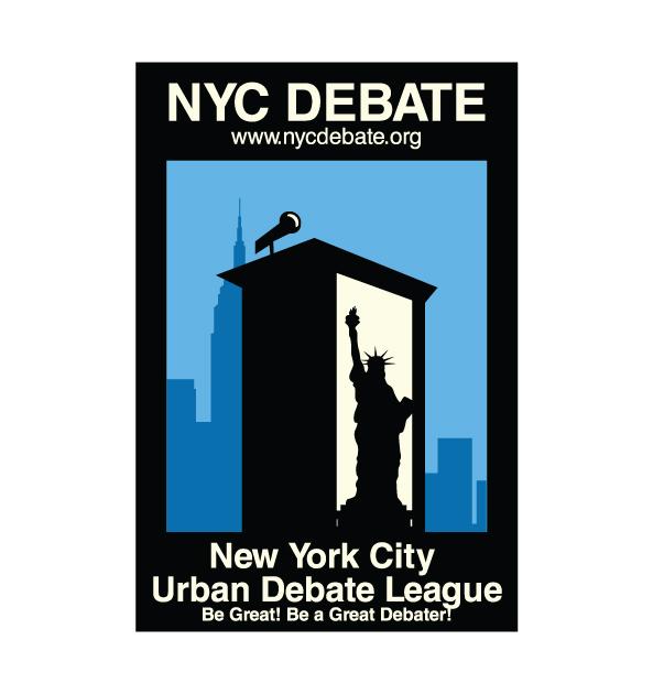 Logo - NYC Urban Debate League