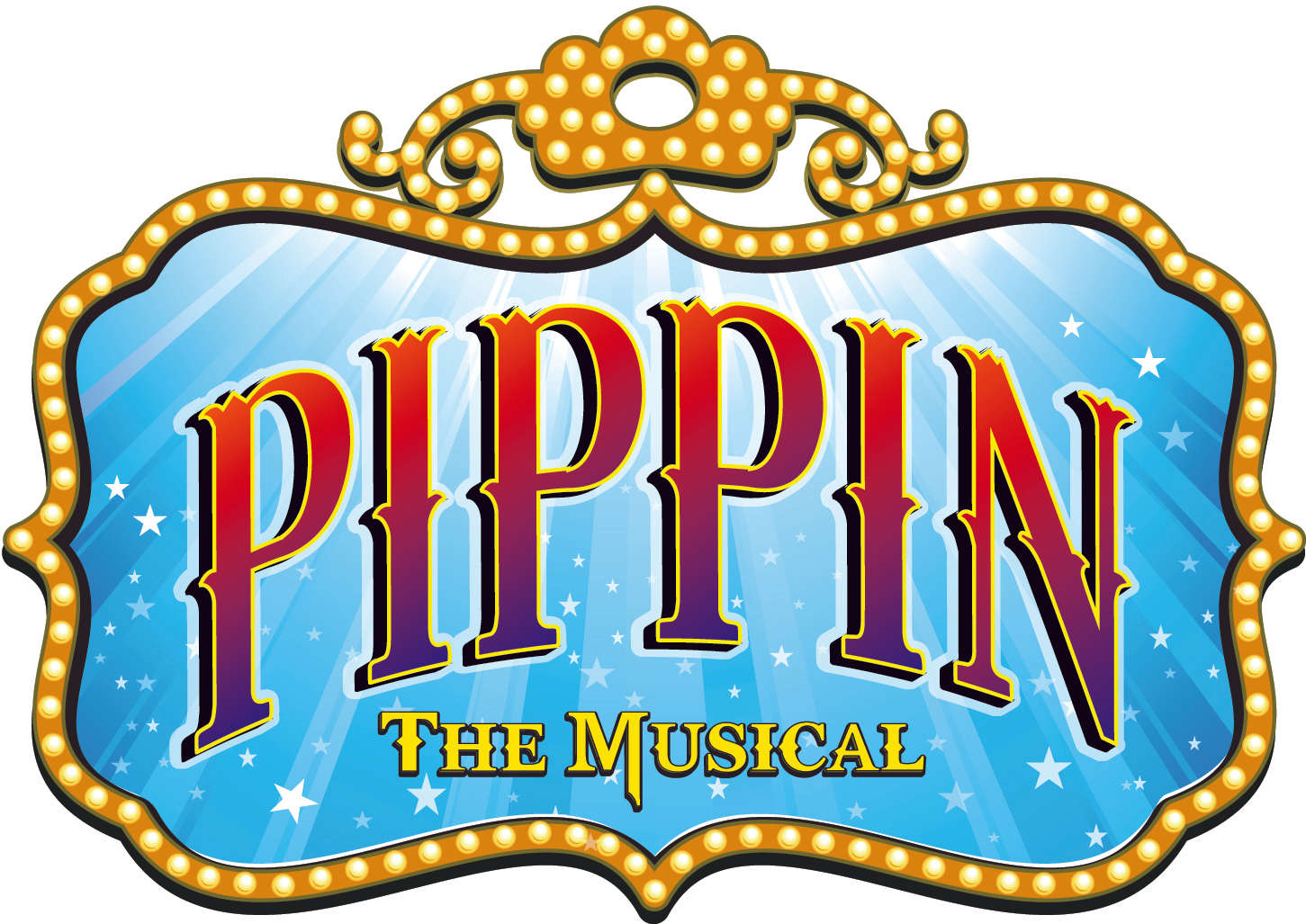 Logo of the show, Pippin
