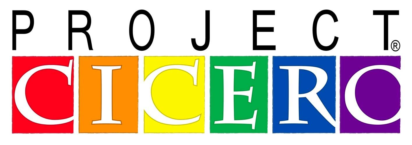 """Graphic that reads """"Project Cicero"""""""