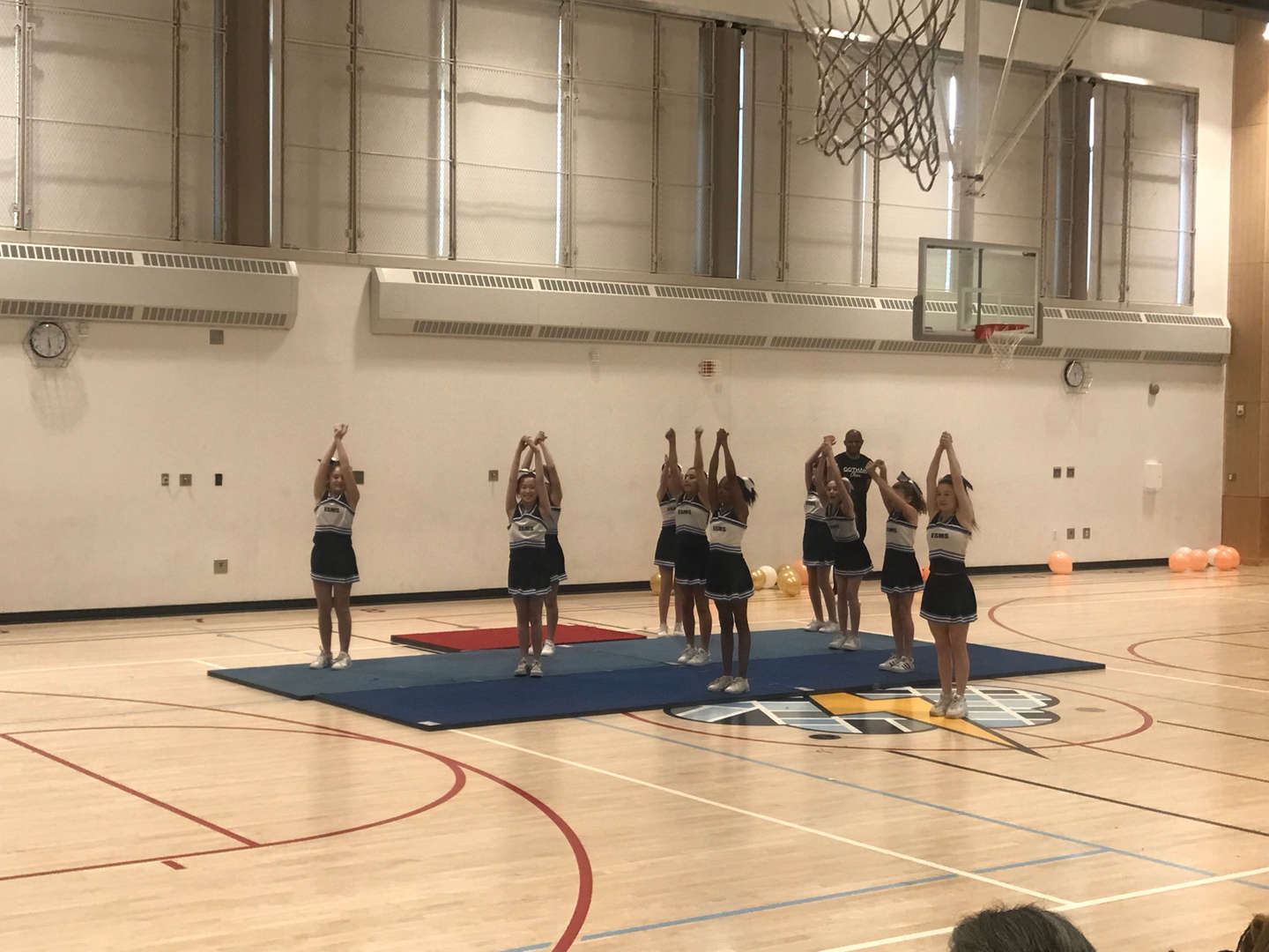 Cheerleading Club  - 2018-2019