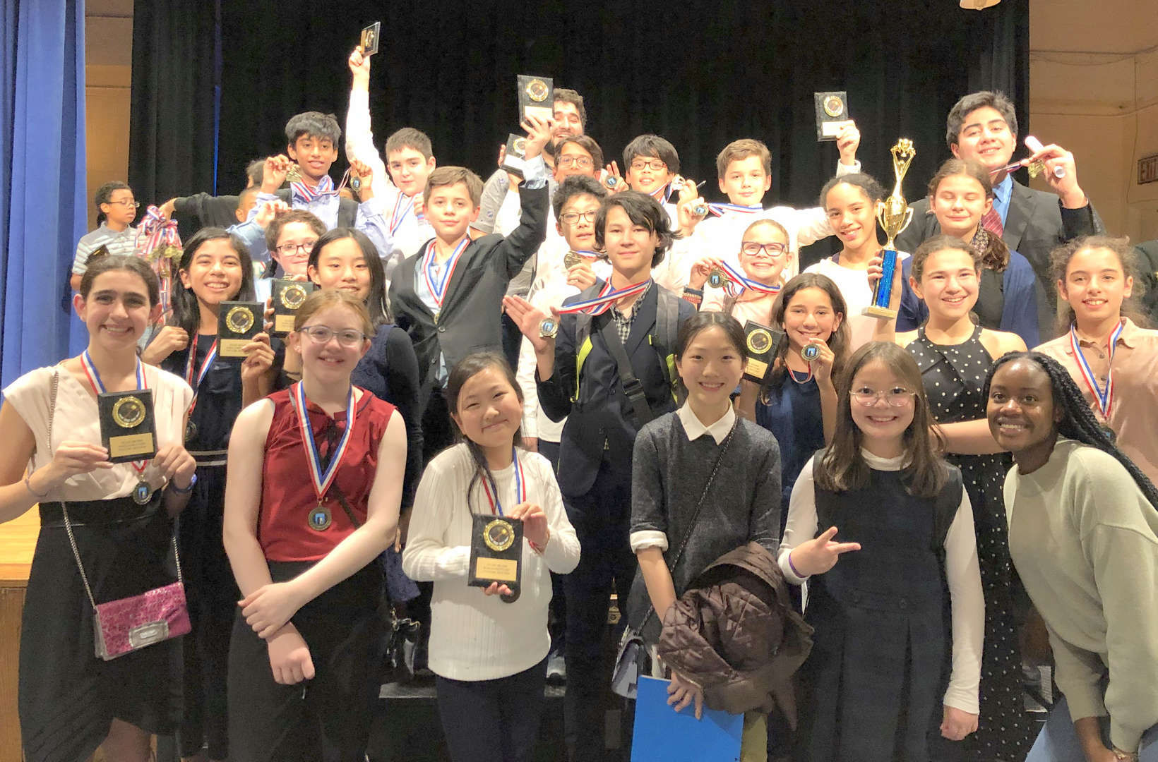 Debate Winners Oct 2019