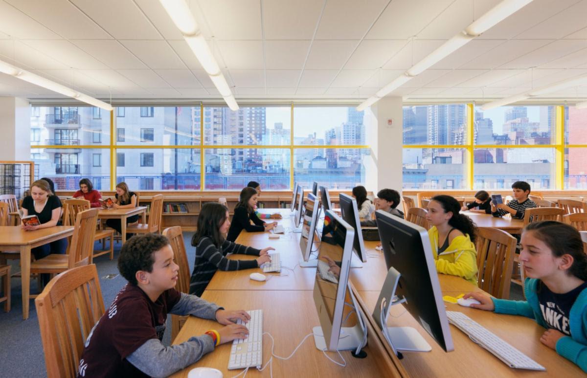 ESMS Computer Room