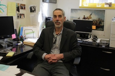 Principal Getz from article in DNAInfo