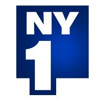 NY1 TV Station Logo