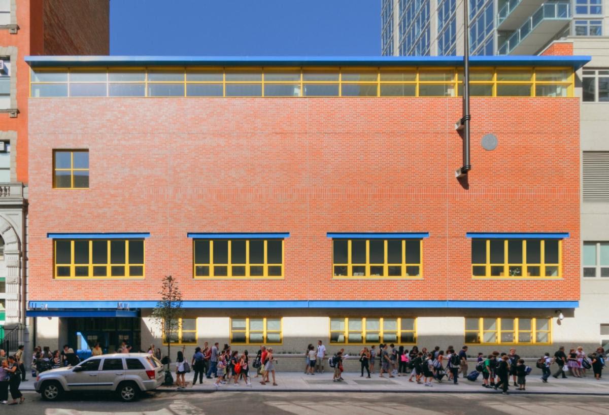 ESMS Building