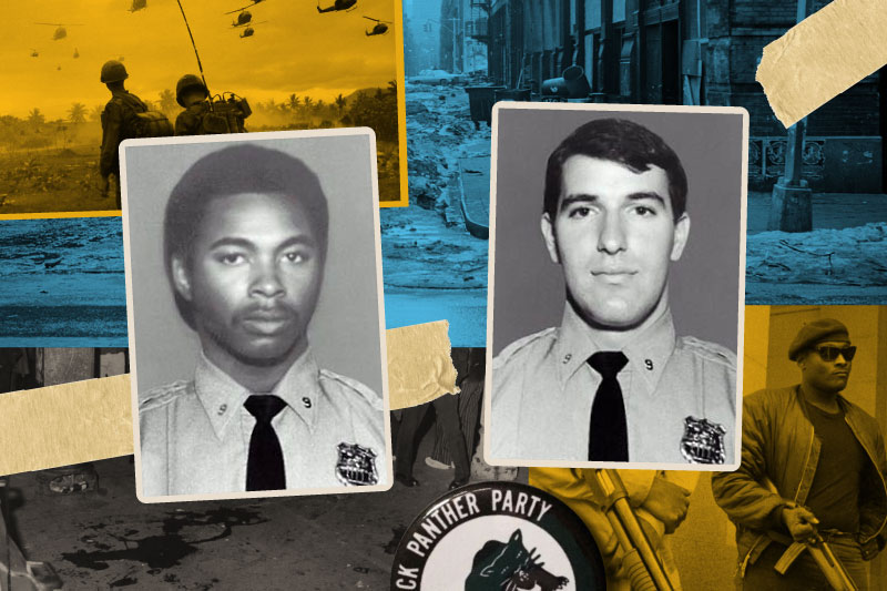 Image of Police Officer Foster and Police Officer Rocco Laurie