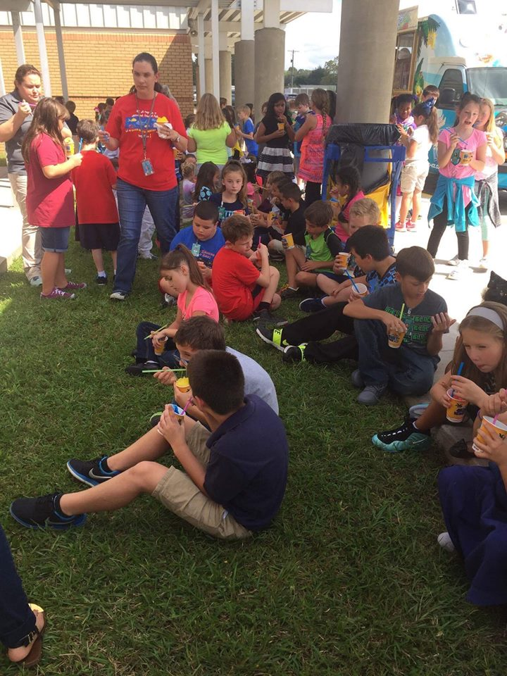 First Nine Weeks PBIS Party