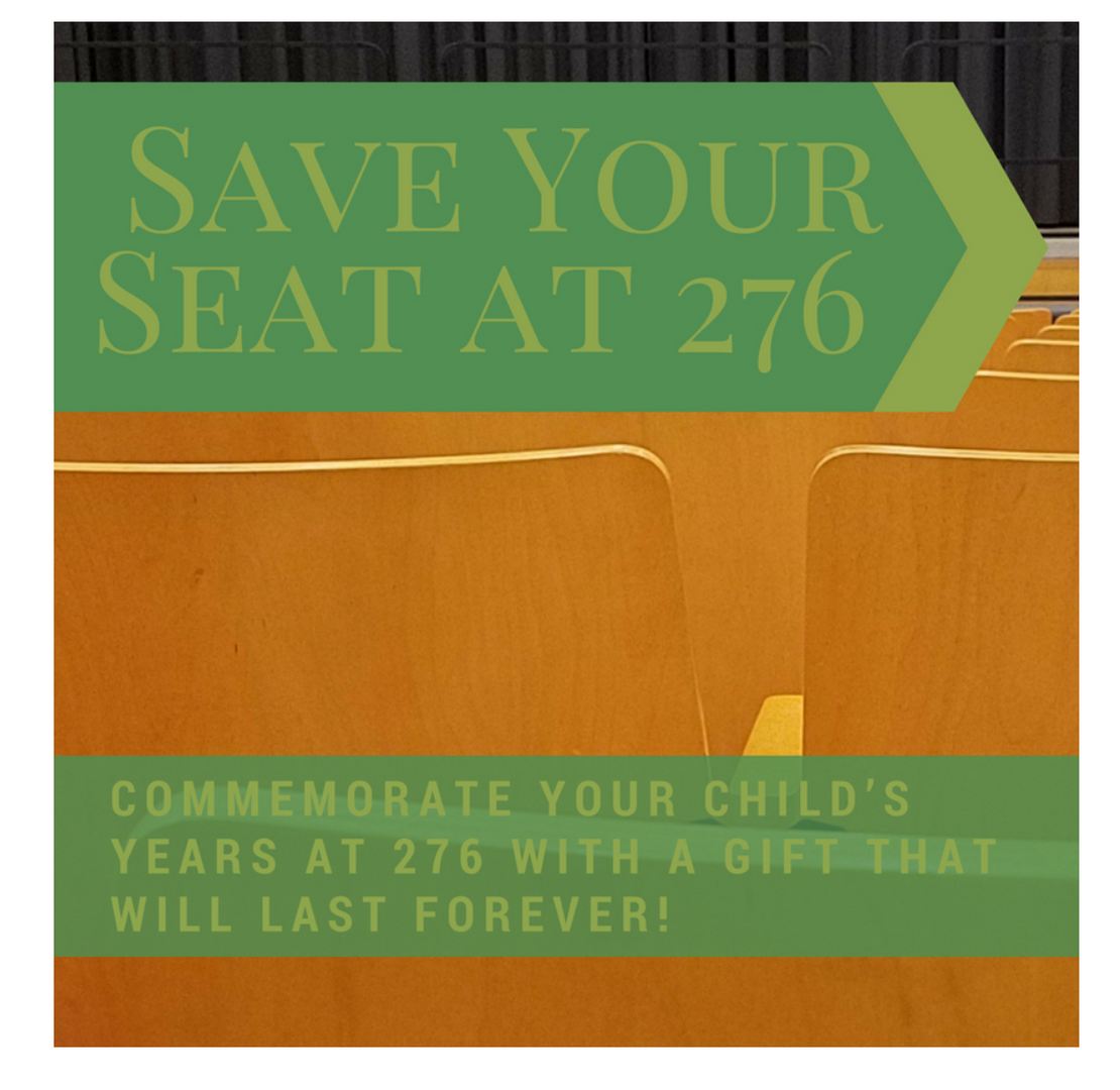 Save. your seat image