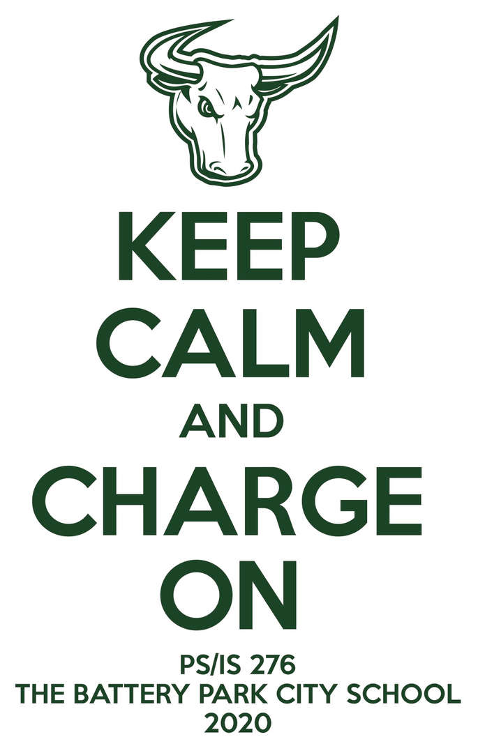Text with Keep Calm and Charge On