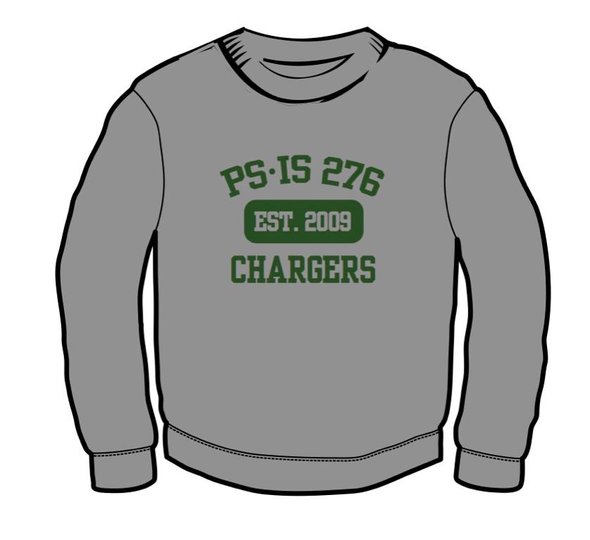 Sweatshirt with 276 logo