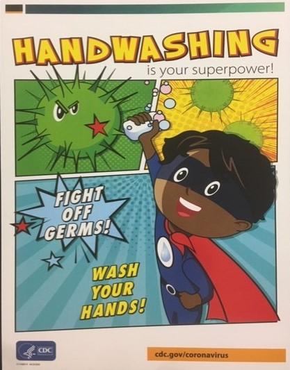 Handwashing #2
