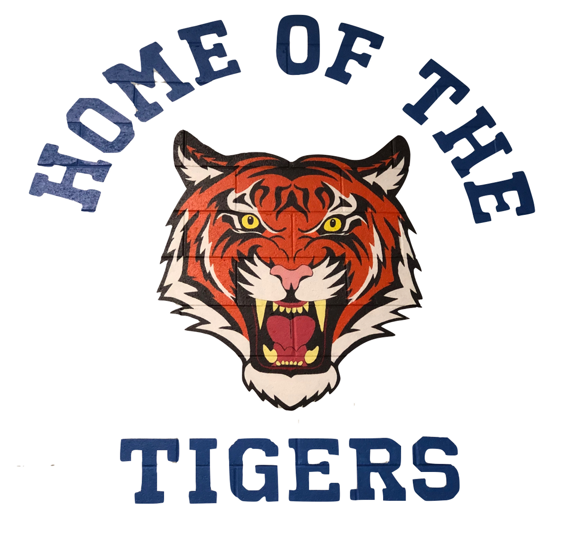School Tiger Logo