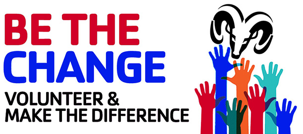 Be The Change - Join the PA