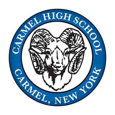 Carmel High School blue logo