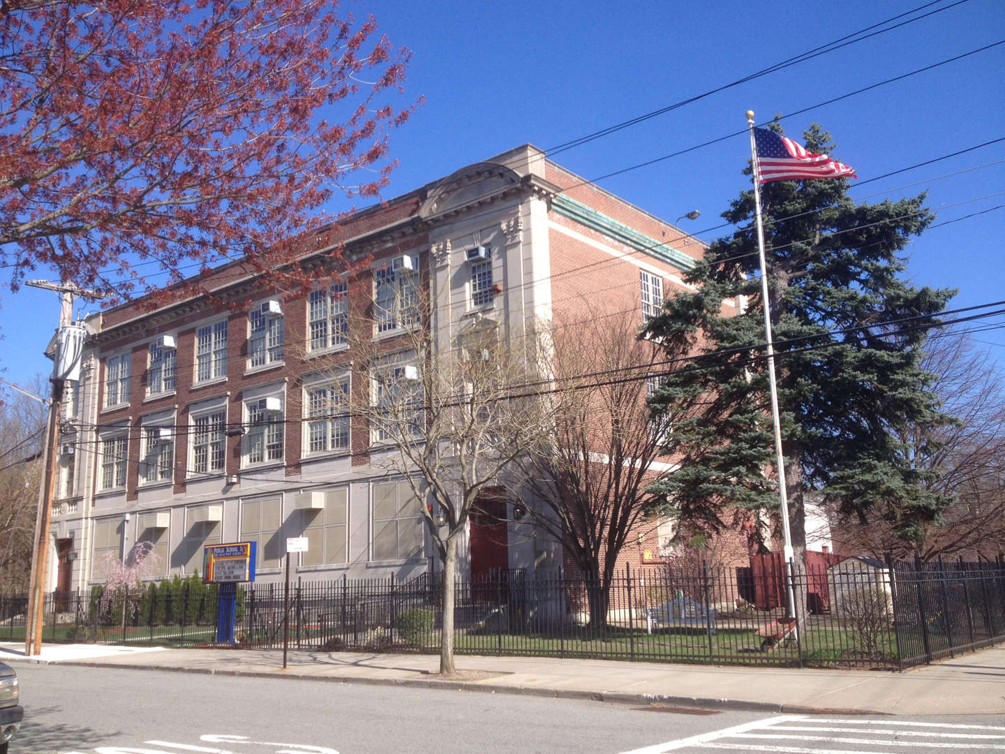 PS 5 School Building