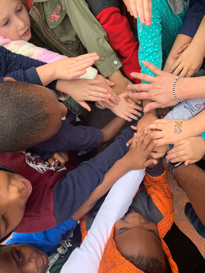 Stomp Out Bullying Day, All Hands-In pact