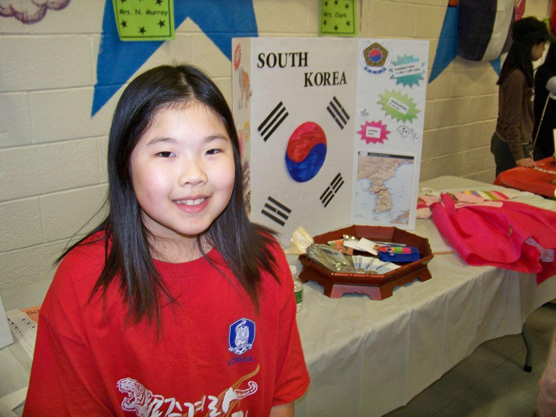 Student photo representing South Korea