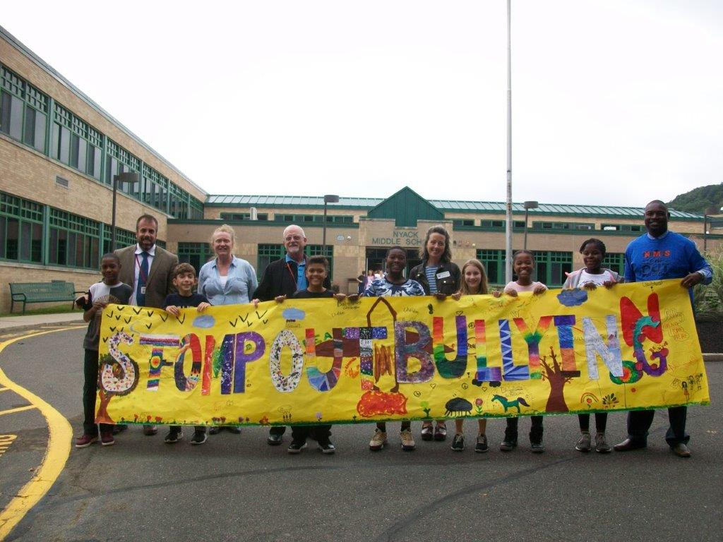 NMS Stomp Out Bullying!
