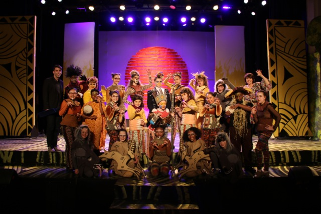 "NMS Drama Club presents ""The Lion King, JR"""
