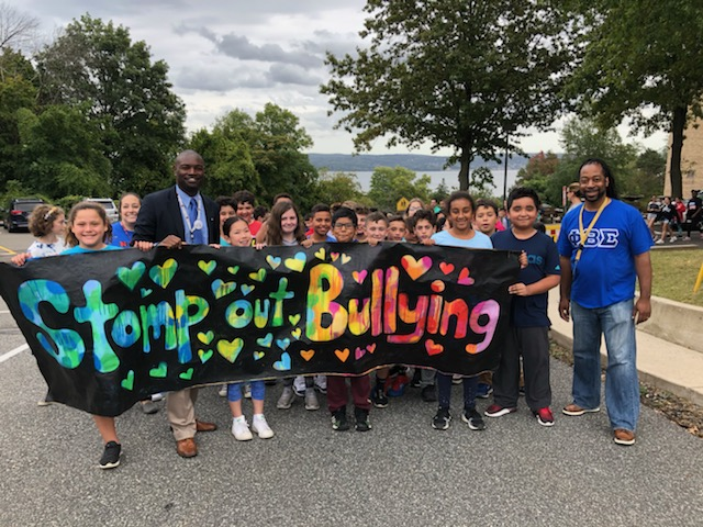 Stomp Out Bullying March 2019