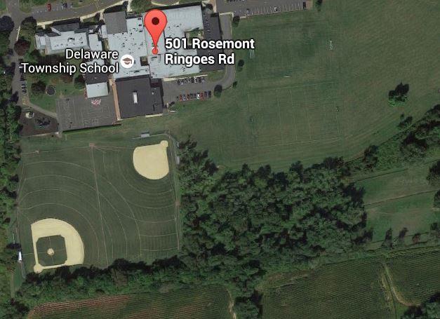 501 Rosemont-Ringoes Road, Sergeantsville NJ 08557