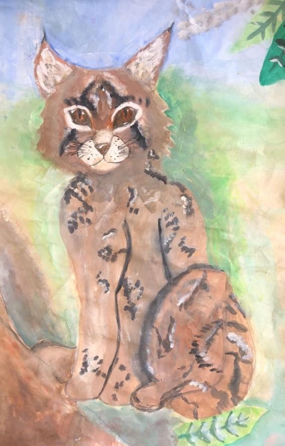 Mia Gillooly Bobcat Gr 5