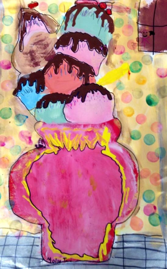 Molly Tettemer Gr 3 Ice Cream Sundae
