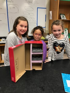 2nd Graders build a better lunchbox!