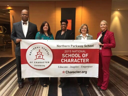 School of Character Award