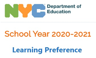 DOE Learning Preference Logo