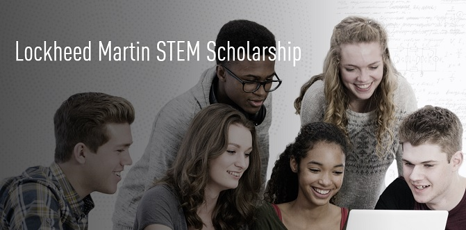 Lockheed Martin Scholarship Image