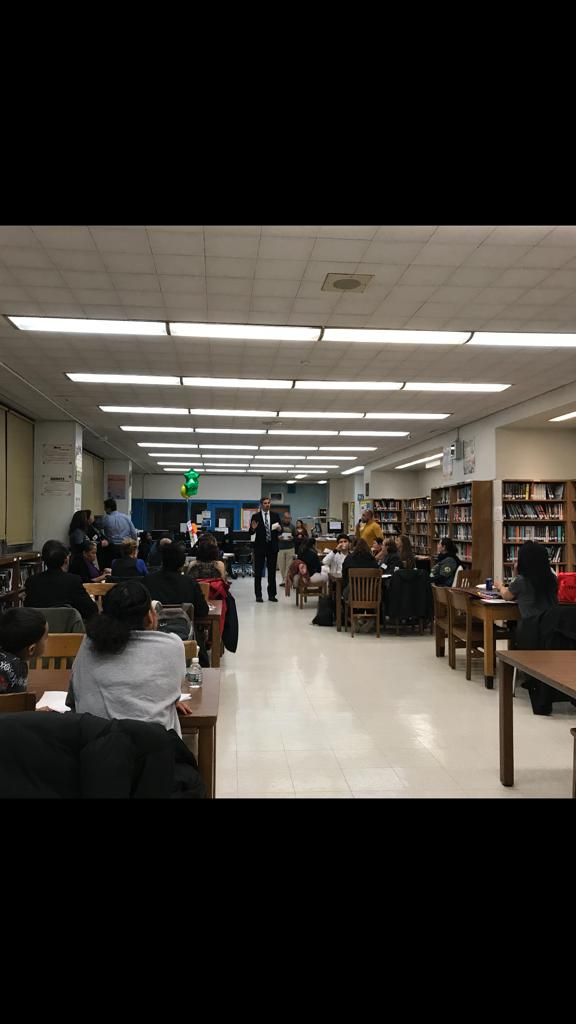 Our Parent Association Meeting for November 2019