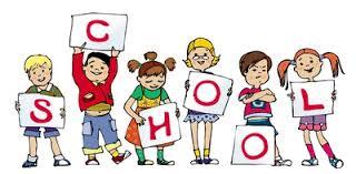 school kids logo