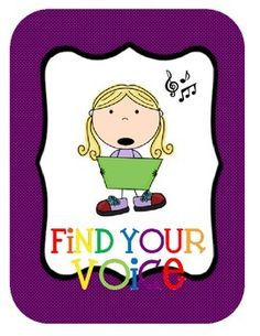 7 habits find your voice  poster