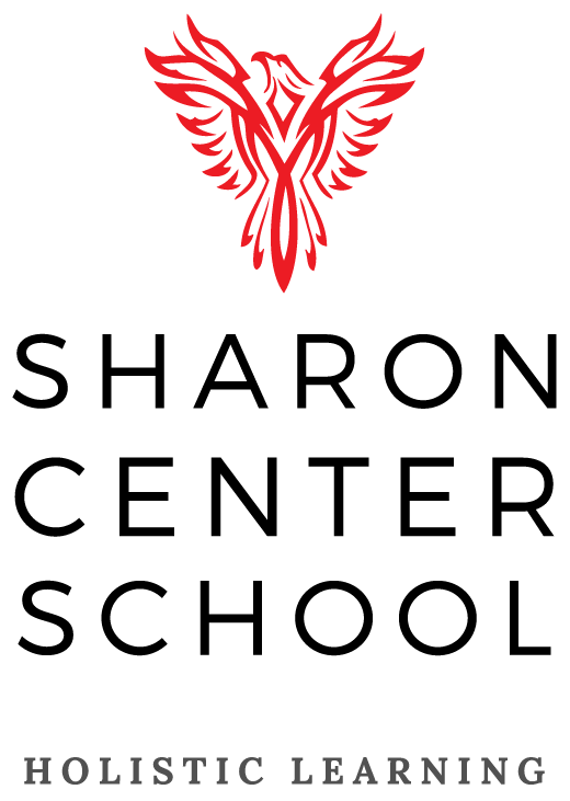Sharon logo with Phoenix