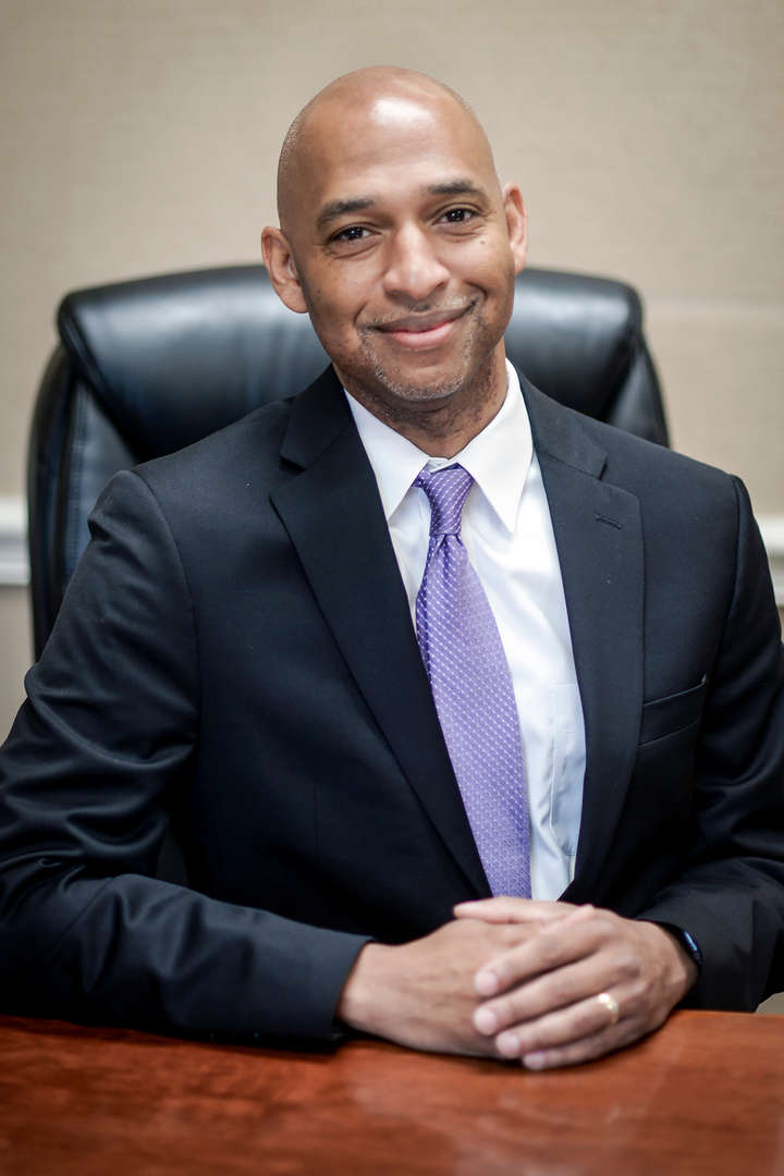 Superintendent Dr. Larry Derico