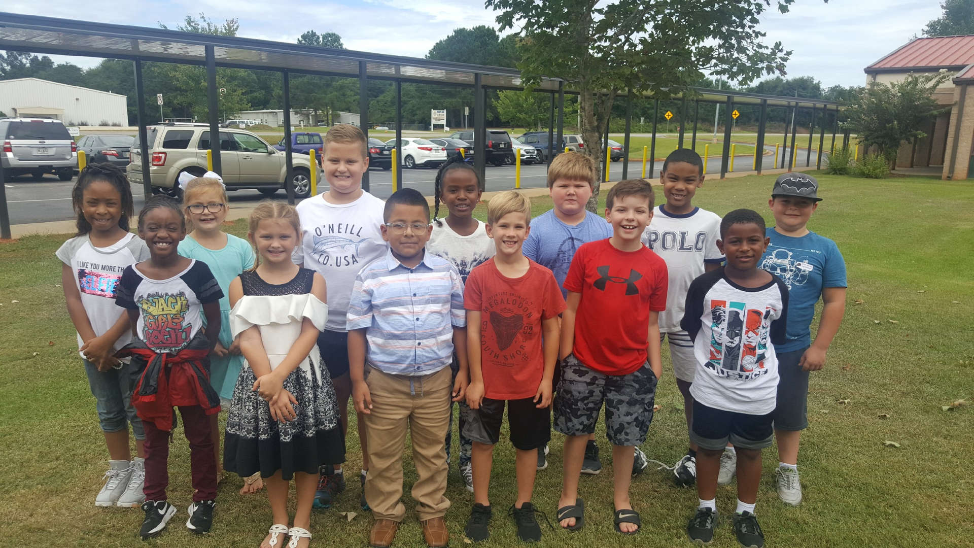 Back Row: Jalaci Blasingame, Emme Goens, Ethan Evans, Asia Jones, Eli Stitcher, Kelton Denson, Klayton Bridges Front Row: Summer Peeples, Madison Lee, Damian Morales, Landon Sears, Jackson Adams, Evan Turner