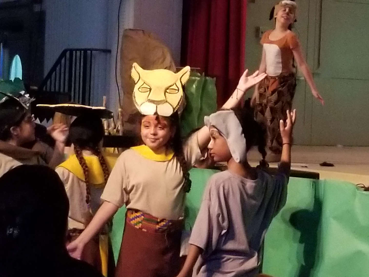 Lion King Kids performance of Hakuna Matata
