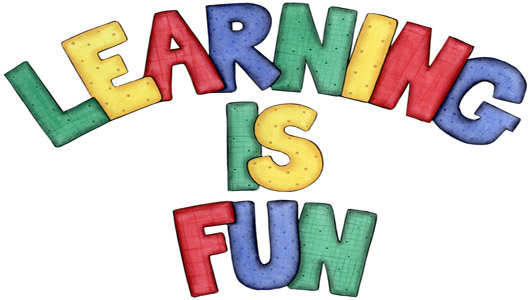 Learning is fun banner