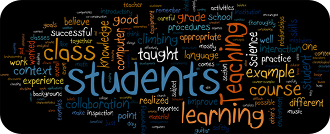 Teacher Wordle banner