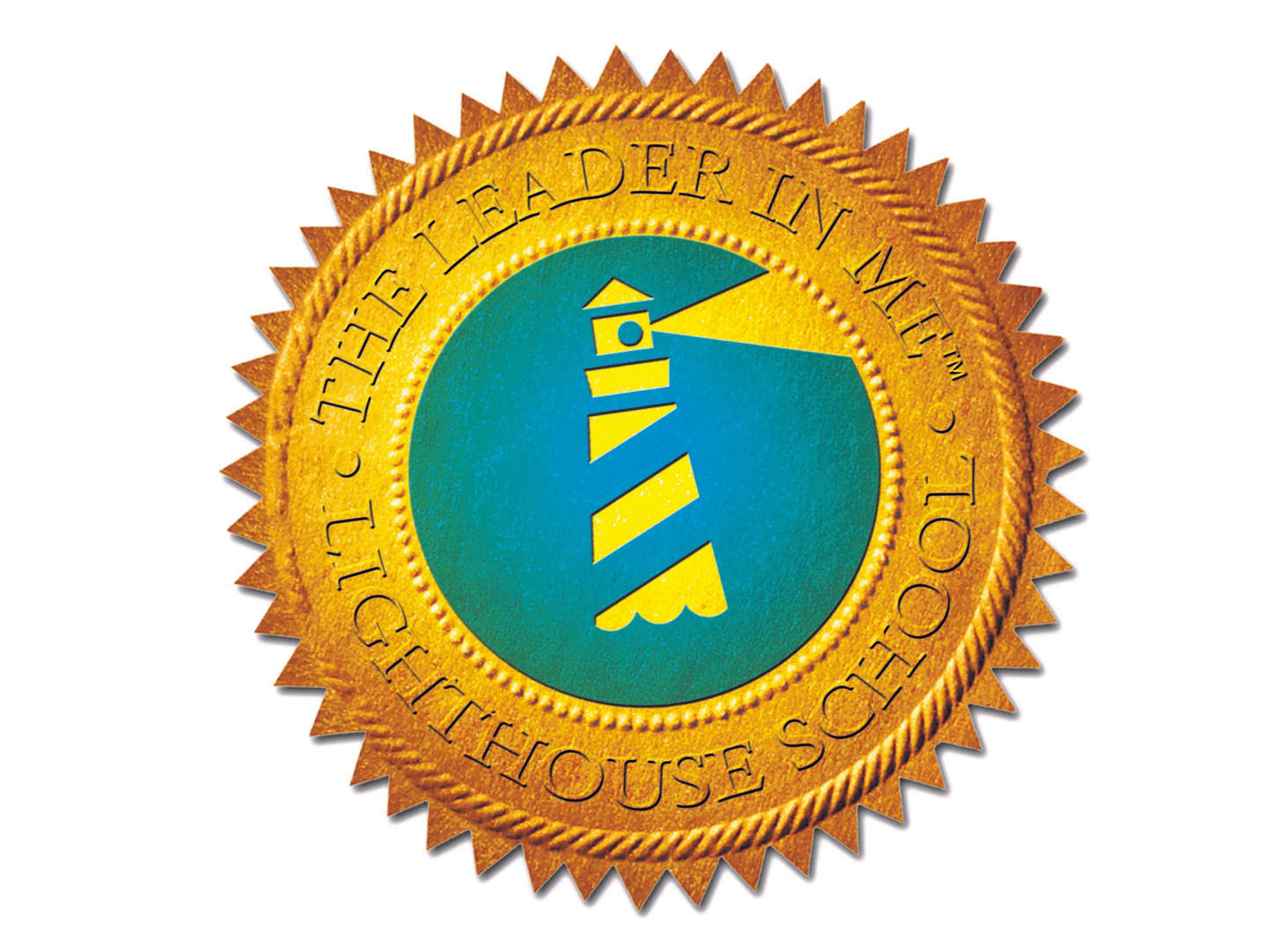 Lighthouse logo of PS 53