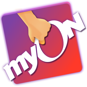 myON reading logo