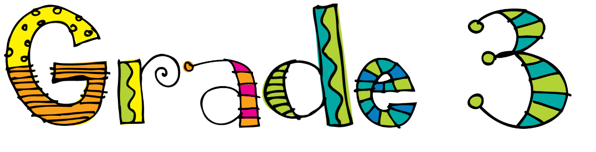 Grade 3 logo