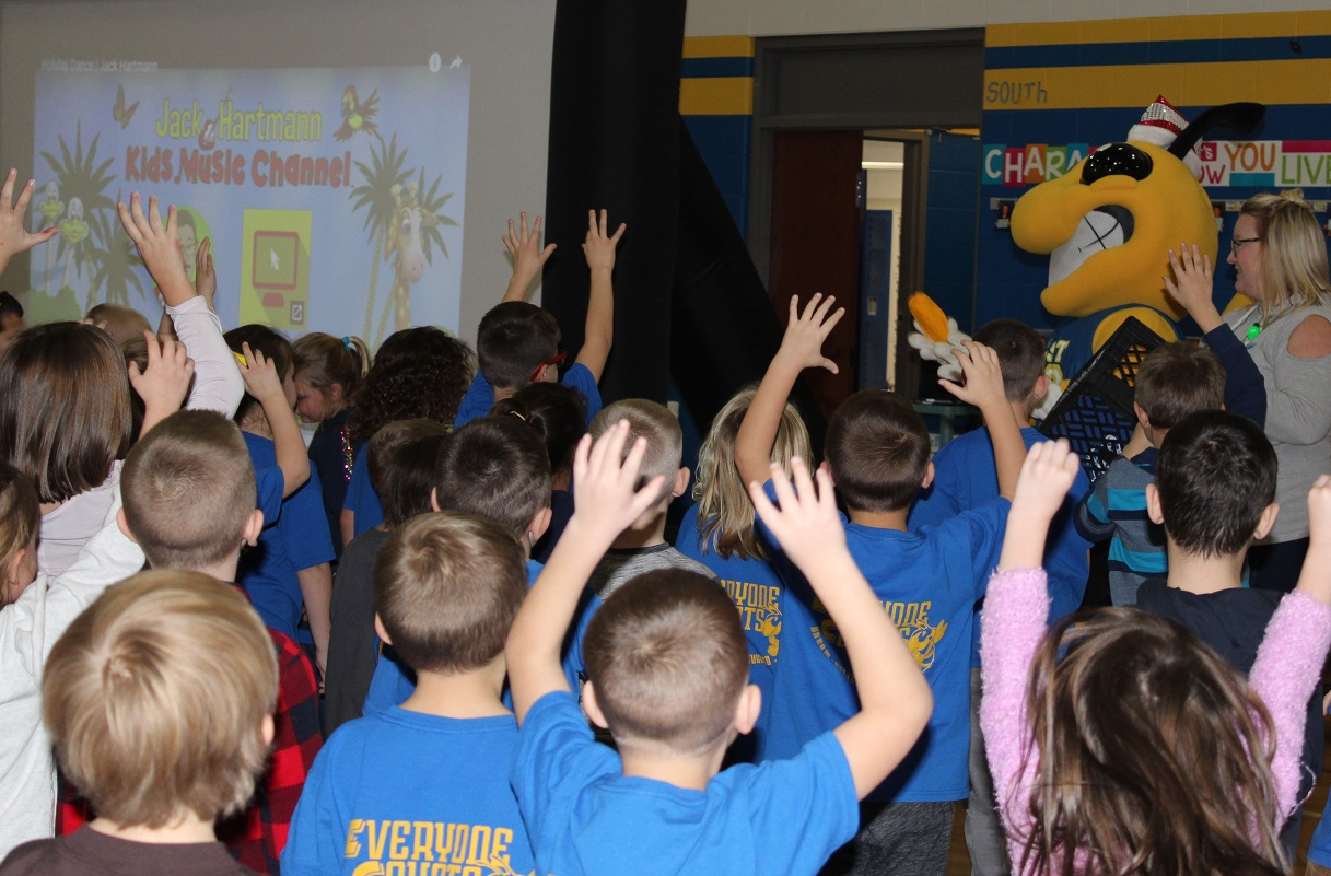 elementary assembly