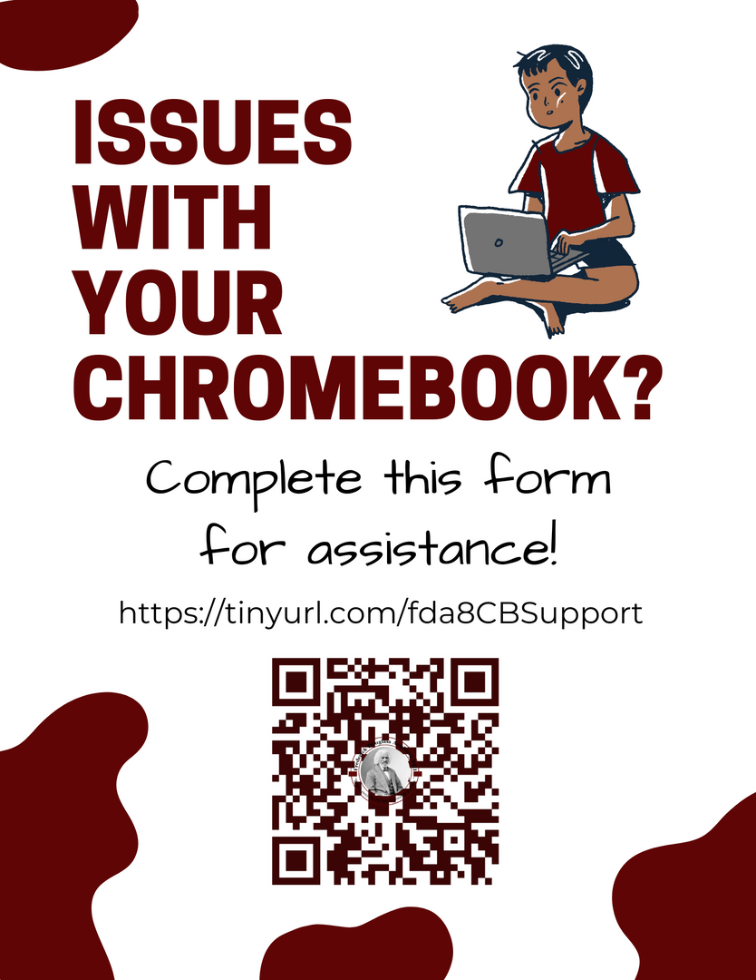 Chromebook Issue Form